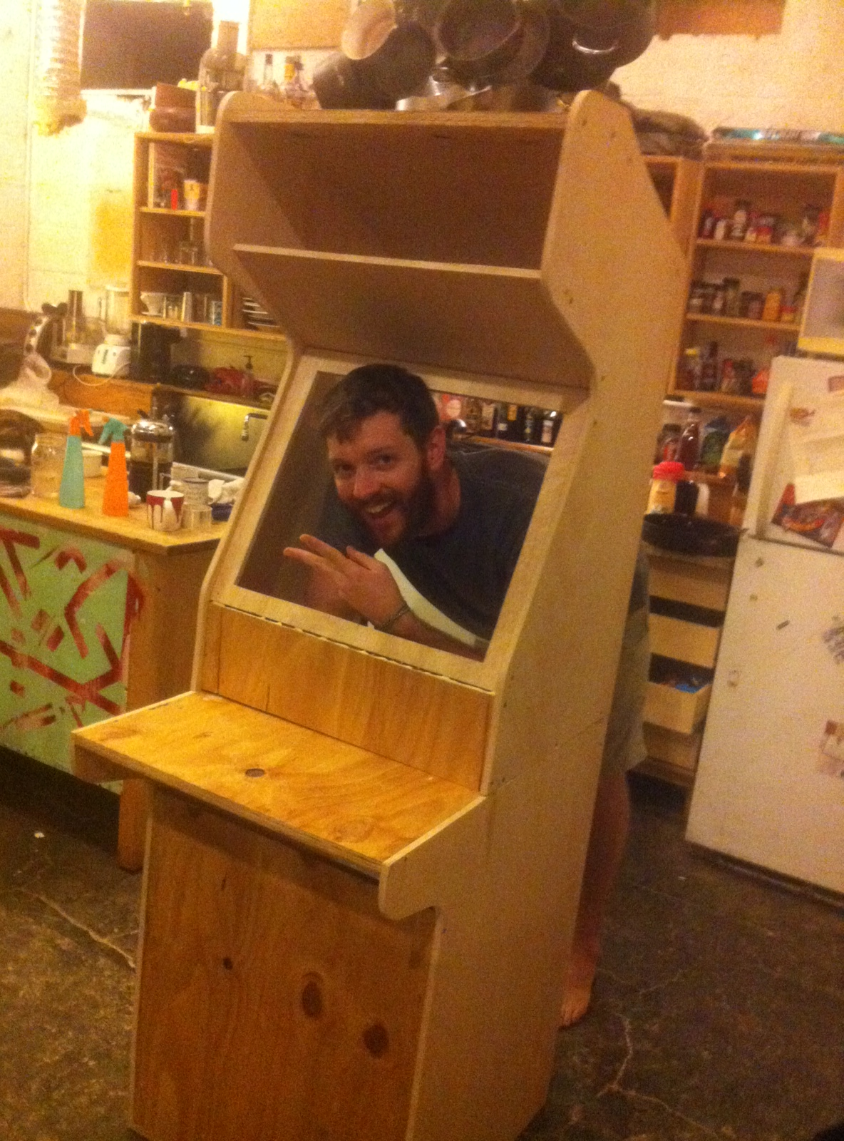 Studio Mercato How To Build An Indie Arcade Cabinethow