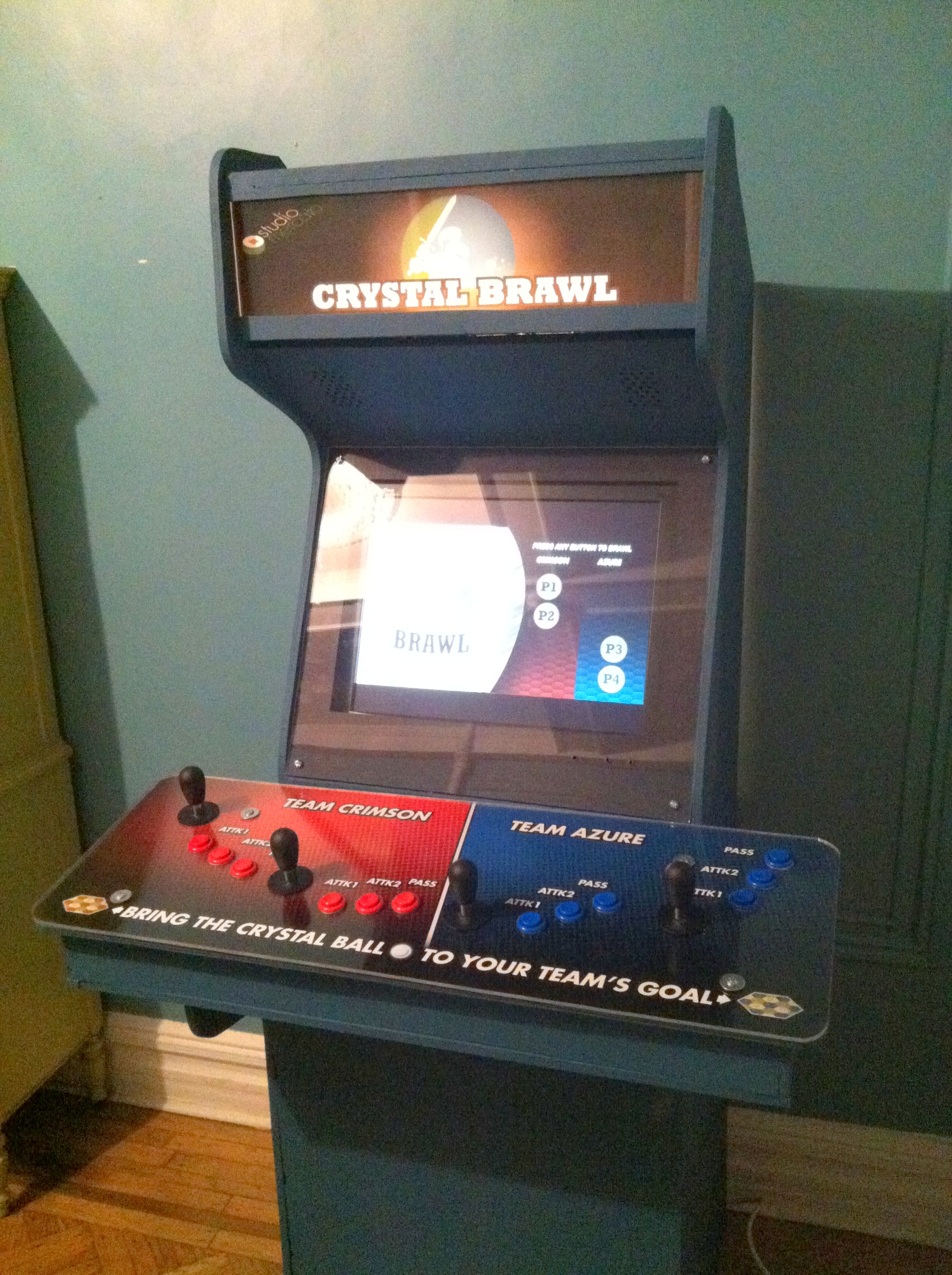 How much would it cost to build an arcade cabinet for How much would it cost to build a studio