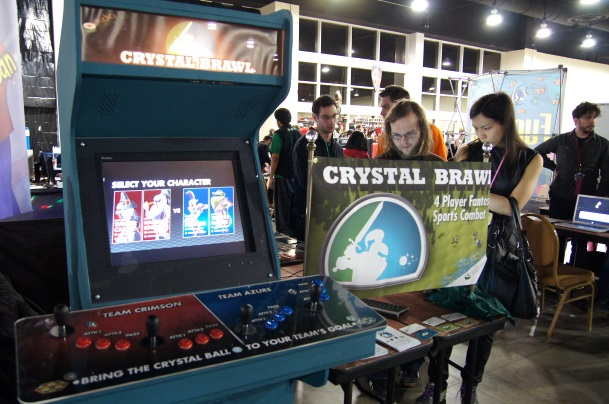 Crystal Brawl at MAGFest